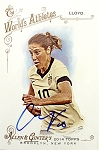 Carli Lloyd Autographed 2014 Topps Allen & Ginter's #214 Card