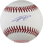 Yuli Gurriel Autographed Official ML Baseball