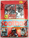 1979 Topps Football Unopened Wax Box BBCE Earl Campbell Rookie