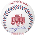 Jeff Bagwell Autographed 1996 All-Star Game Baseball