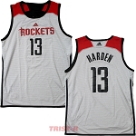 James Harden Practice Worn Houston Rockets Jersey