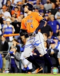 George Springer Autographed Houston Astros 2017 World Series 8x10 Photo