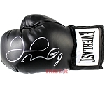 Floyd Mayweather Autographed Everlast Black Boxing Glove