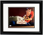 Tom Hanks Autographed Toy Story 11x14 Photo Framed