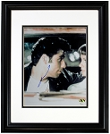 John Travolta Autographed Grease 11x14 Photo Framed