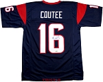Keke Coutee Autographed Houston Texas Custom Jersey