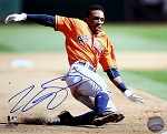 Tony Kemp Autographed Houston Astros 8x10 Photo