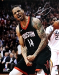 Gerald Green Autographed Houston Rockets 16x20 Photo