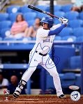 Cavan Biggio Autographed Toronto Minor League Dunedin Blue Jays 8x10 Photo