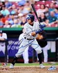Kody Clemens Autographed Detroit Minor League West Michigan Whitecaps 8x10 Photo