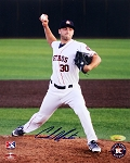 Corbin Martin Autographed Houston Astros 8x10 Photo