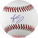 Dustin May Autographed Official Baseball