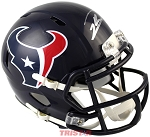 Justin Reid Autographed Houston Texans Mini Helmet