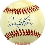 Darryl Kile Autographed Official National League Baseball