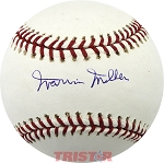Marvin Miller Autographed Official Major League Baseball
