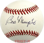 Bob Murphy Autographed National League Baseball