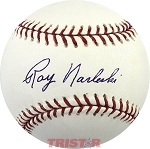 Ray Narleski Autographed Official Major League Baseball
