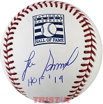 Lee Smith Autographed Official Hall of Fame Baseball Inscribed HOF 19