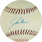 Jamie Brown Autographed Major League Baseball