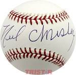 Neil Chrisley Autographed Official Major League Baseball