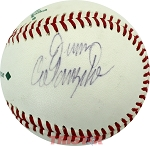 Jerry Colangelo Autographed Baseball