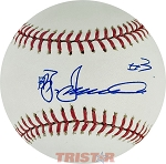 Akinori Iwamura Autographed Official Major League Baseball