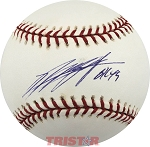 Byung-Hyun Kim Autographed Official Major League Baseball