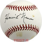 Howie Nunn Autographed Official Major League Baseball