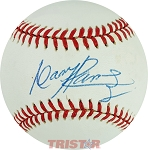 Manny Ramirez Autographed Official American League Baseball