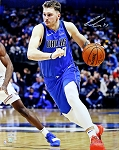 Luka Doncic Autographed Dallas Mavericks 16x20 Photo