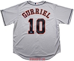 Yuli Gurriel Autographed Houston Astros Replica Jersey