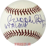 Brooks Robinson Autographed Official MaL Baseball Inscribed 1964 AL MVP, HOF 1983
