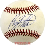 Rusty Staub Autographed Official National League Baseball