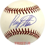 Rusty Staub Autographed Official Major League Baseball