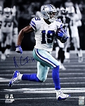 Amari Cooper Autographed Dallas Cowboys 16x20 Photo