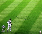 Mariano Rivera Autographed New York Yankees 16x20 Photo Inscribed HOF 2019