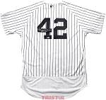 Mariano Rivera Autographed New York Yankees Jersey Inscribed HOF 2019