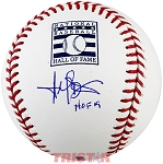 Harold Baines Autographed Official Hall of Fame Baseball Inscribed HOF 19
