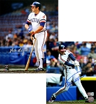 Mike Hargrove & Cory Snyder Autographed Cleveland Indians 8x10 Photos Combo