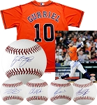 Yuli Gurriel, Jake Marisnick & Kyle Tucker Autographed Houston Astros Jersey, 8x10 & Baseball + More