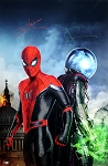Jake Gyllenhaal & Tom Holland Autographed 'Spider-Man: Far from Home' Movie 20x30 Photo