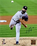Jose Urquidy Autographed Houston Astros 2019 World Series 8x10 Photo