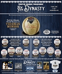 TRISTAR Hidden Treasures Autographed Baseball - New York Dynasty Edition (1 Box)