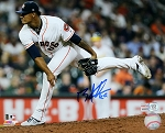 Bryan Abreu Autographed Houston Astros 8x10 Photo