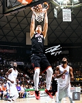 Isaiah Hartenstein Autographed Houston Rockets 8x10 Photo