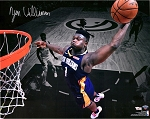 Zion Williamson Autographed New Orleans Pelicans 16x20 Photo