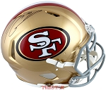 Jimmy Garoppolo Autographed San Francisco 49ers Full Size Authentic Speed Helmet