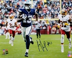 Michael Gallup Autographed Dallas Cowboys 16x20 Photo