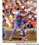 Larry Walker Autographed Montreal Expos 8x10 Photo