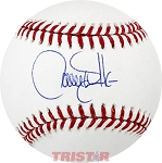 Larry Walker Autographed Official ML Baseball
